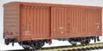 Kato 1-808 - HO Scale Wamu 80000 Wagon Set (2)